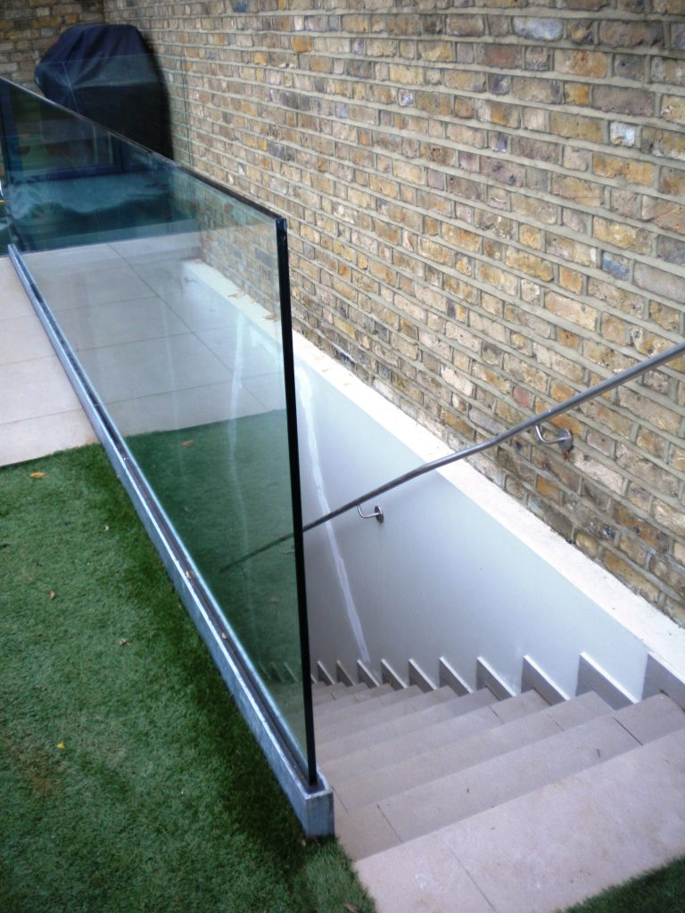 London Basement Architecuture