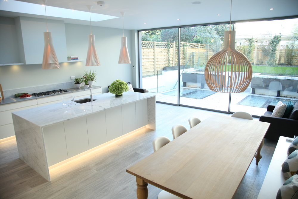 Luxury Architects in Fulham