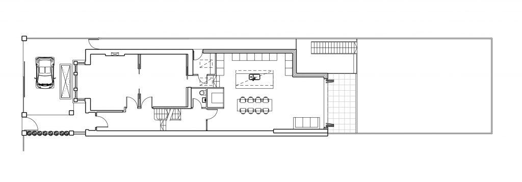 Stevenage Road Basement Design
