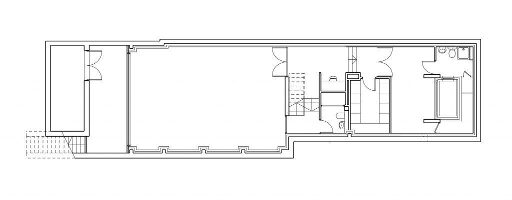 Ellerby Street Basement Architects