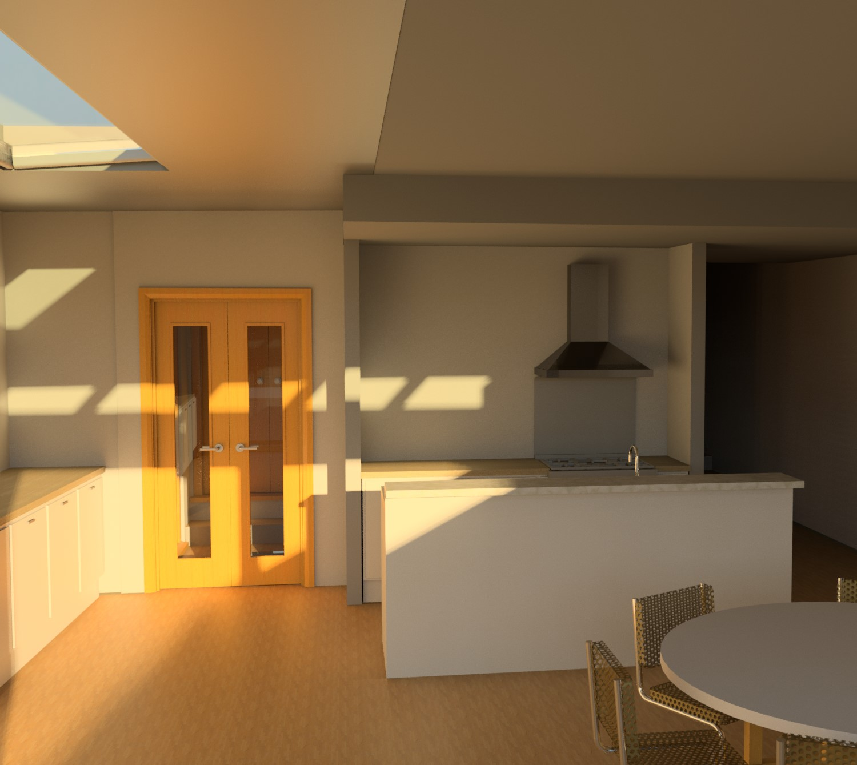 London Basement Architecture