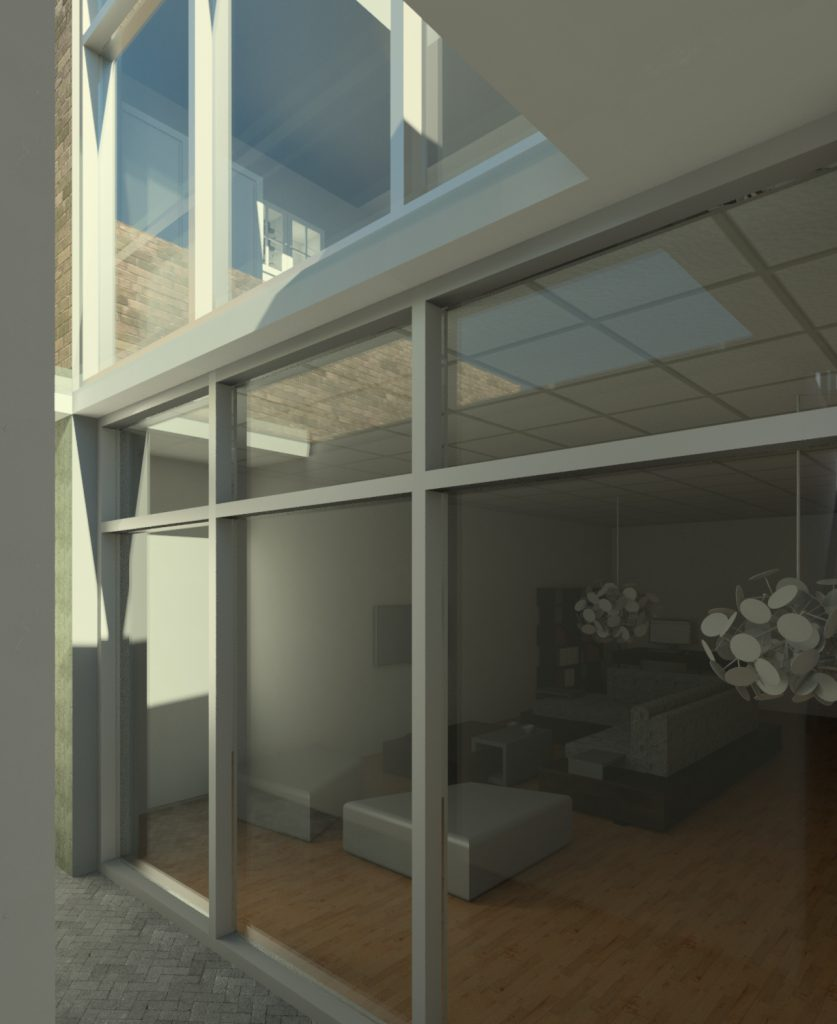 Fulham Basement Project in Finlay Street
