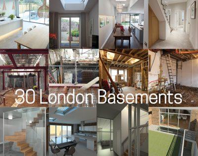 30 London Basements