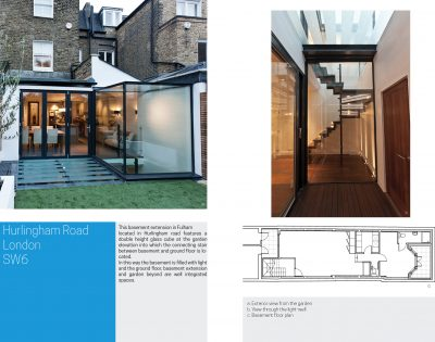 30 London Basements