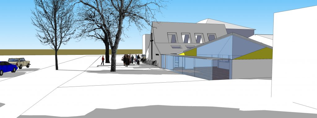 Peacehaven Community Centre Architecture project