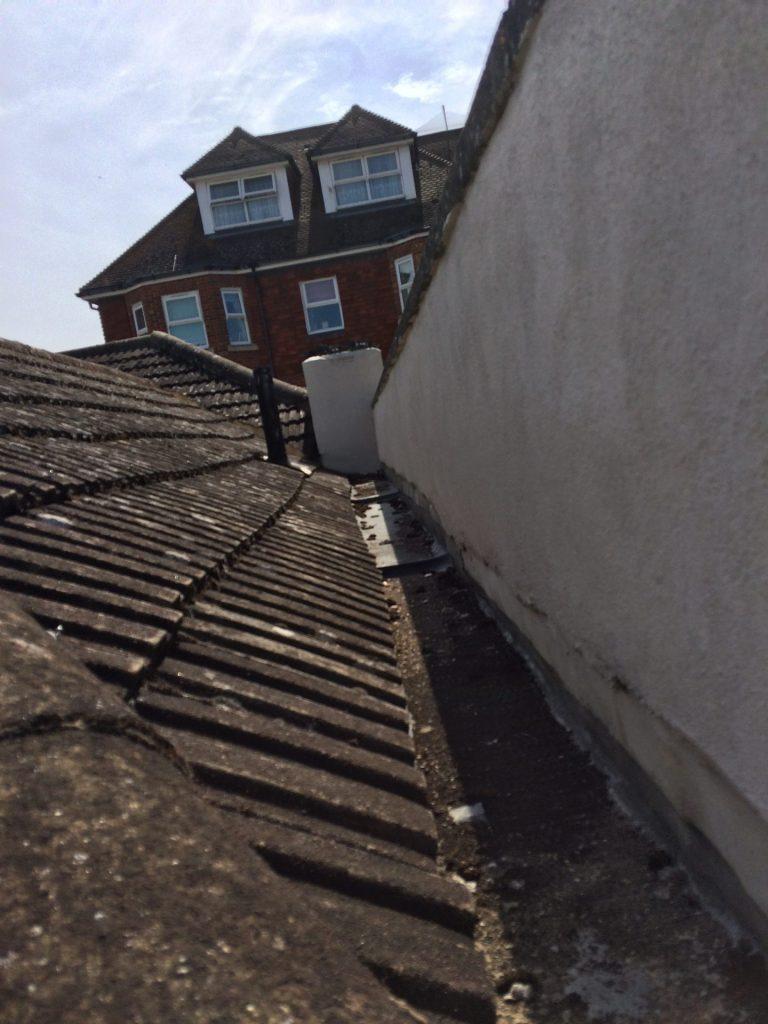 Demolition in Eastbourne