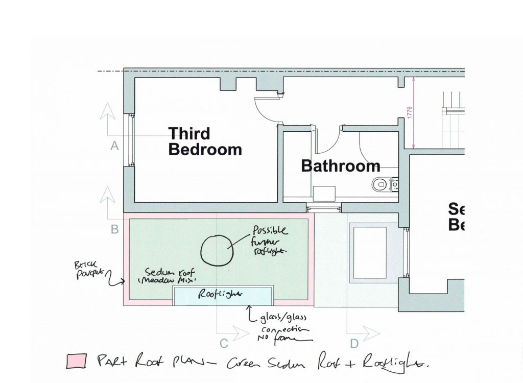 new floorplans for rugby road extension brighton