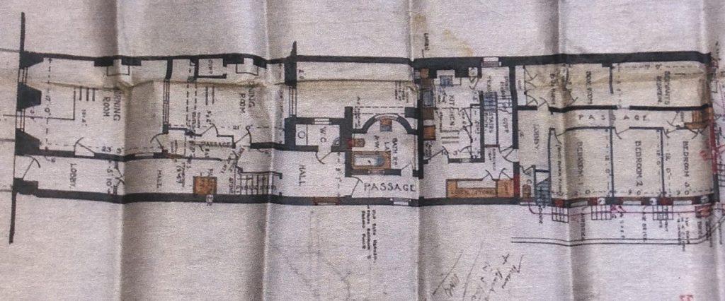 brunswick terrace historic plan hove history architecture