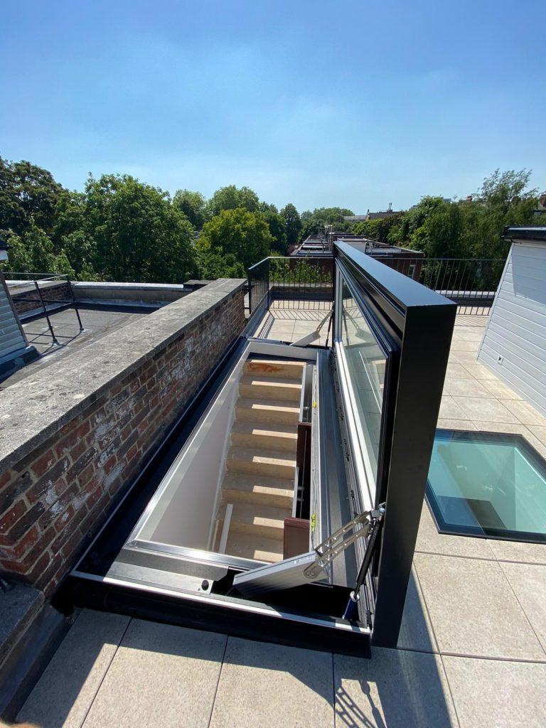roof terrace design